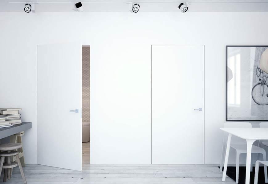 Drzwi niewidoczne Sara Eco, DRE - Salony HOFF