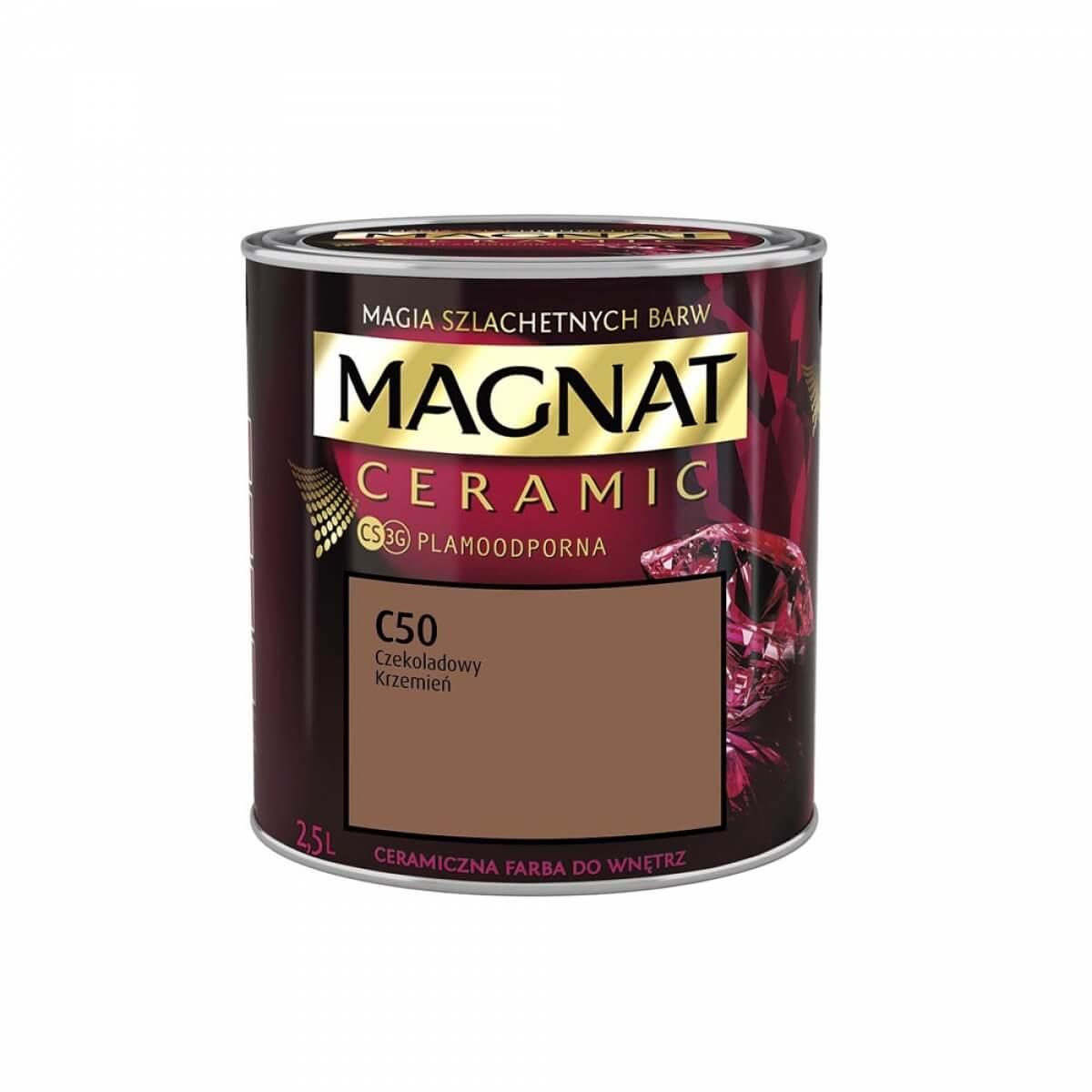 Magnat Ceramic Ceramiczna Farba Do Wnętrz 25l Lub 5l śnieżka