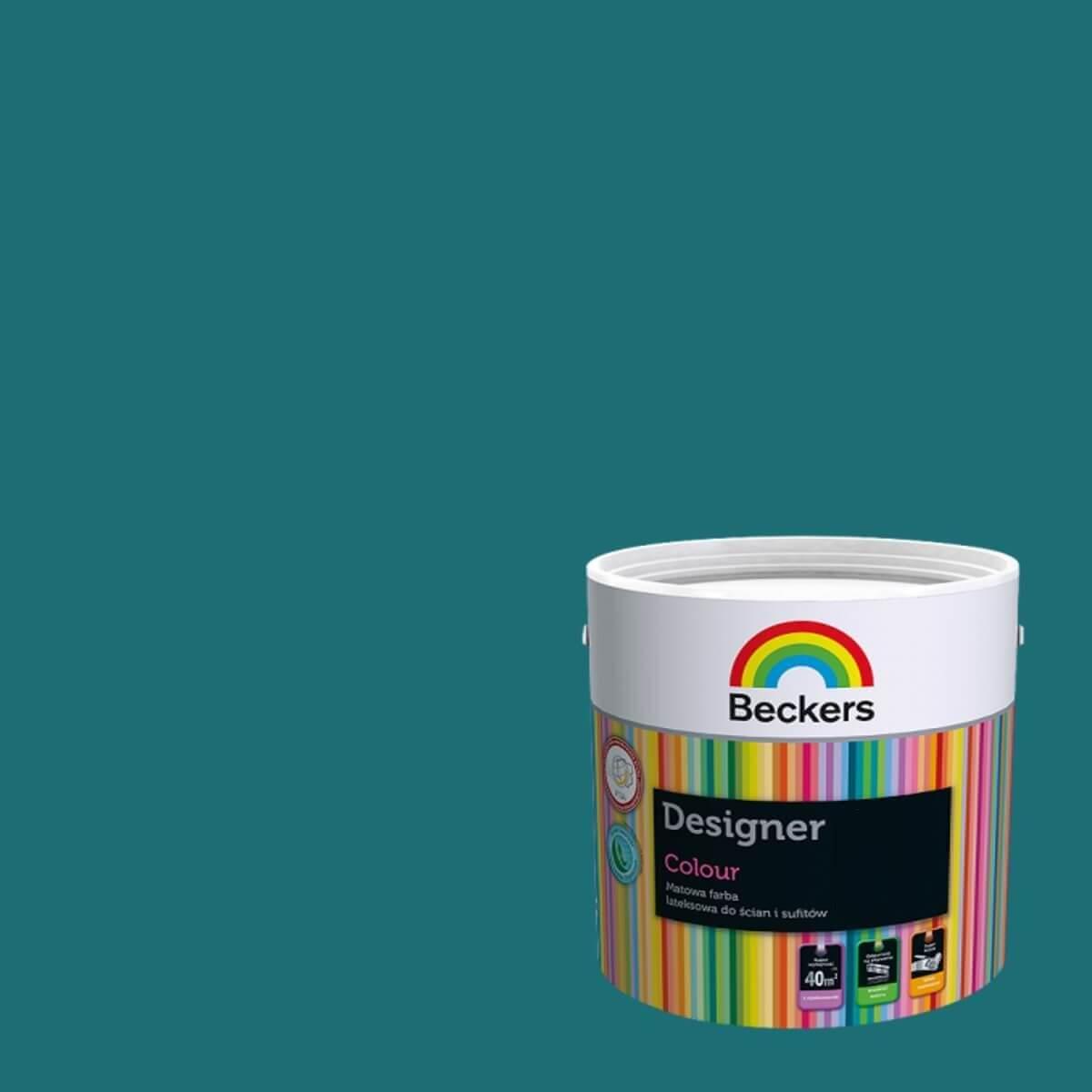 Beckers Farba Lateksowa Designer Colour Cleopatra 5l