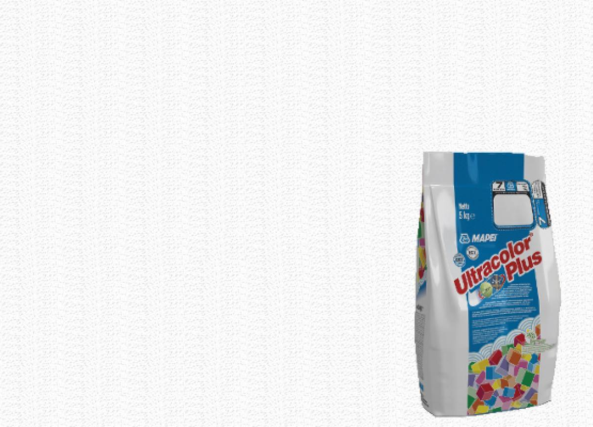 Mapei Fuga Ultracolor Plus Biały 100 2 kg