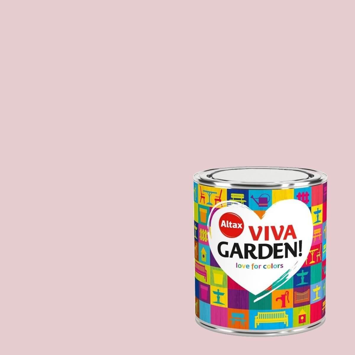Farba Ogrodowa Viva Garden 025l Płatki Wiśni Altax