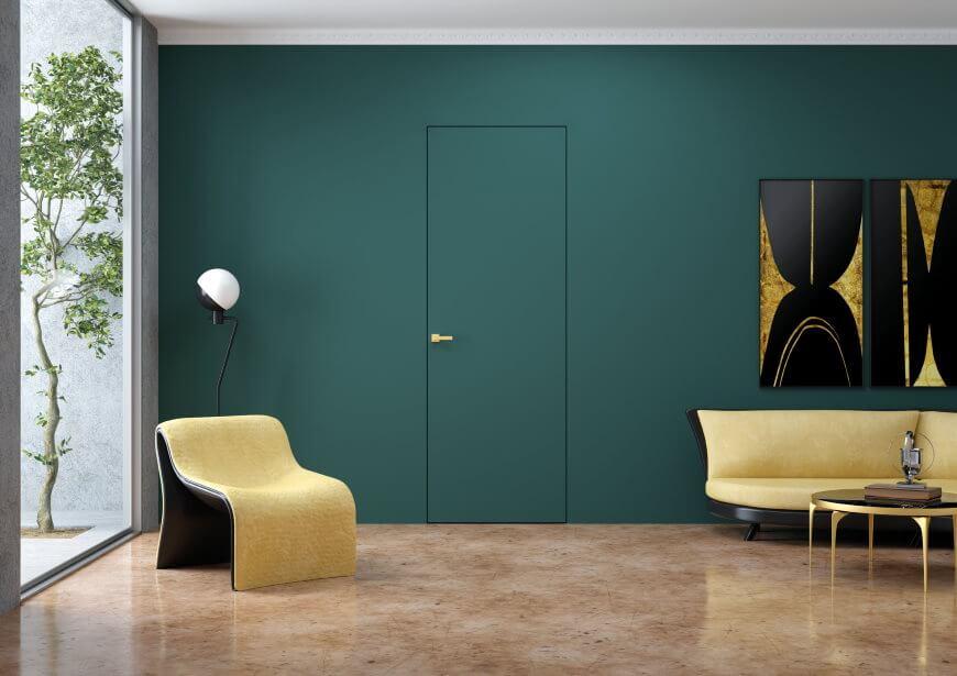 drzwi bezprzylgowe Sara Eco, DRE