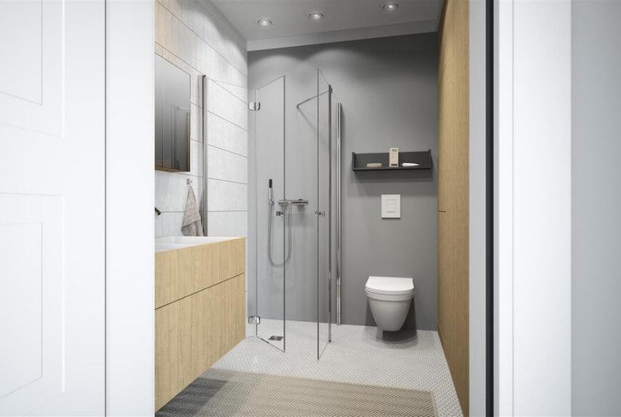 Kabina prysznicowa Radaway do ciasnej łazienki