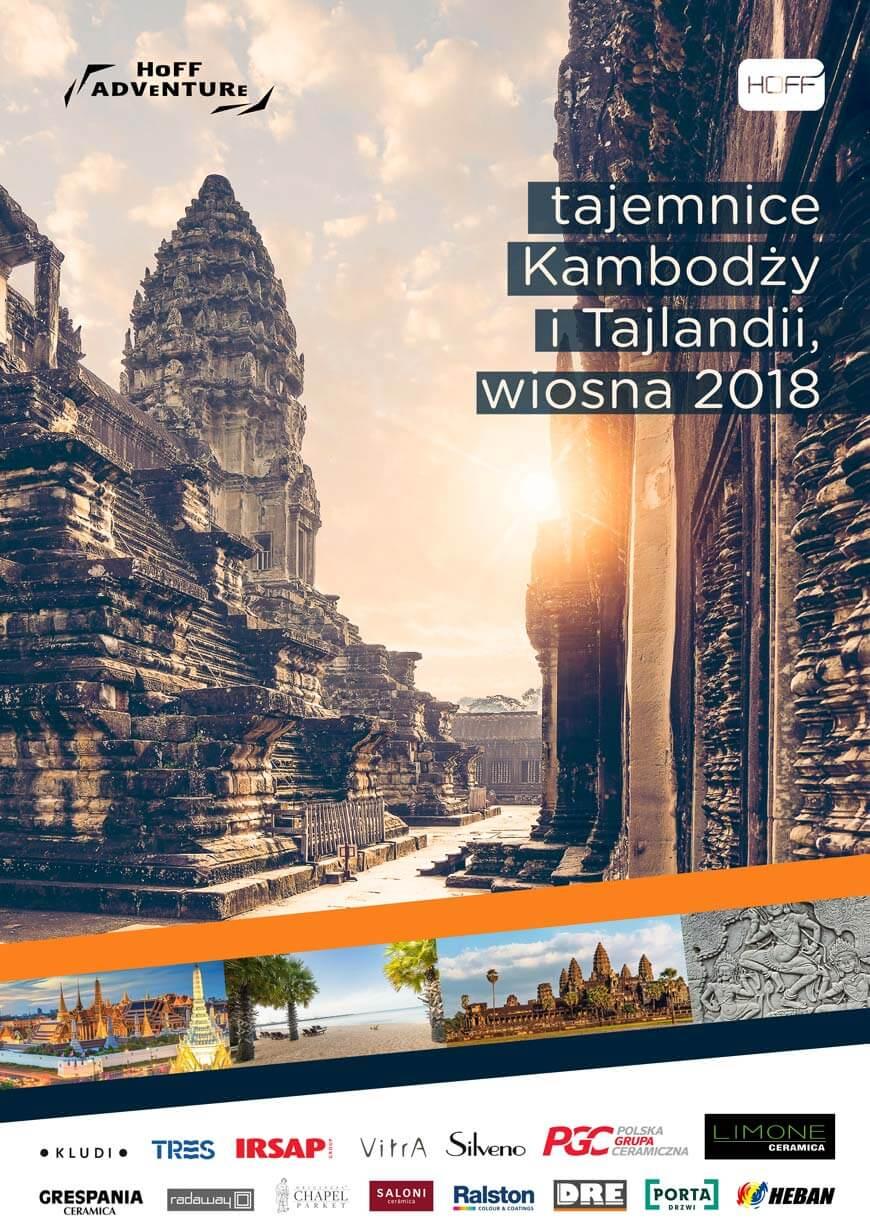 Hoff Adventure: Kambodża i Tajlandia 2018