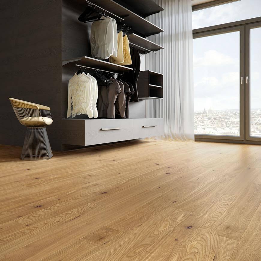 Deski - podłoga