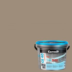Fuga Elastyczna CE 40 Aquastatic Cement Grey 12 2 kg Ceresit