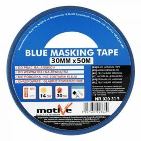 Taśma malarska Blue Masking Tape 50m x 48mm 020 315 Motive