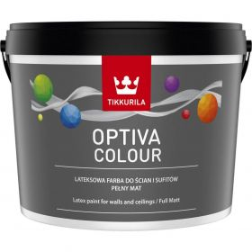 Farba Lateksowa Optiva Color BazaAP 2,7L Tikkurila