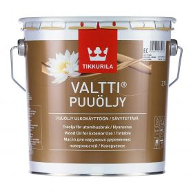 Olej Do Drewna Valtti Wood Oil 0,9L Tikkurila