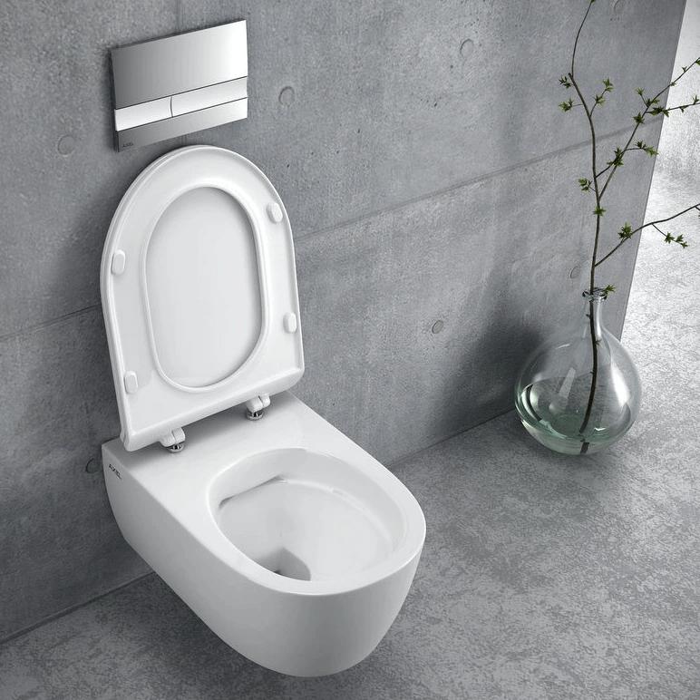 Miska WC plus Deska Doto Pure Rim, Excellent