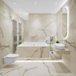 aranzacja łazienki newbury