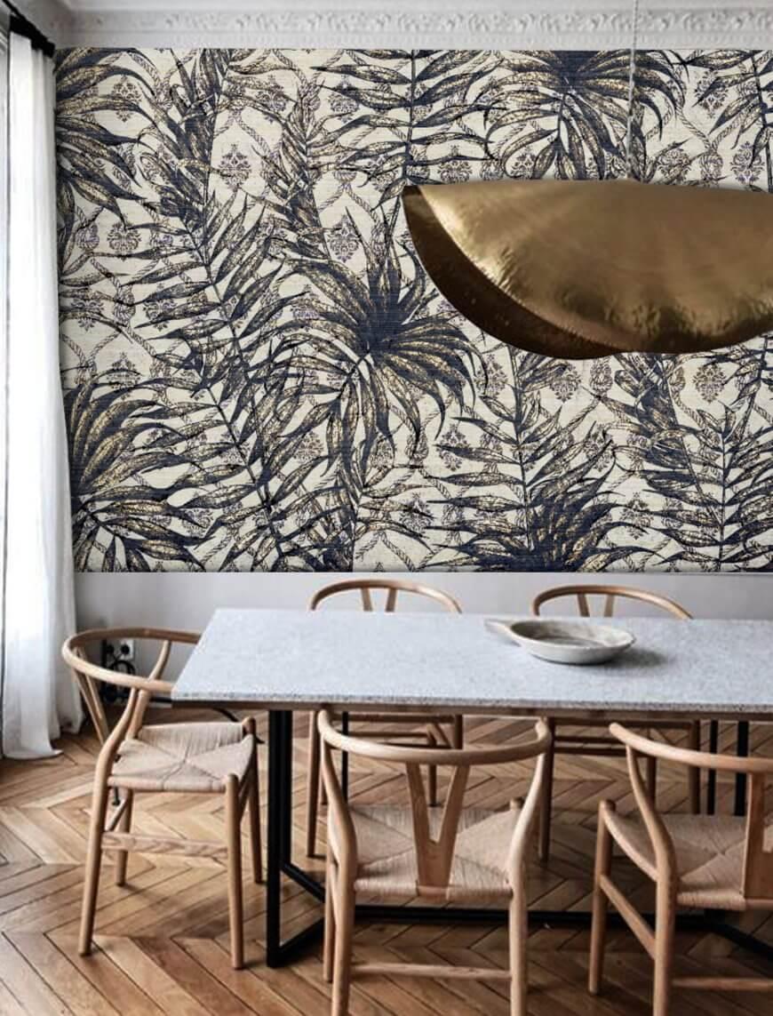 palmy natura tapeta wielkoformatowa one wall design