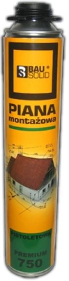 PIANKA DO PISTOLETU BAUSOLID 750ml