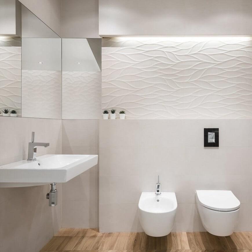 Płytki łazienkowe Wyposażenie Wnętrz Aranżacje łazienki Kraków
