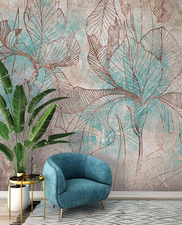 tapeta wielkoformatowa one wall design SALENTO